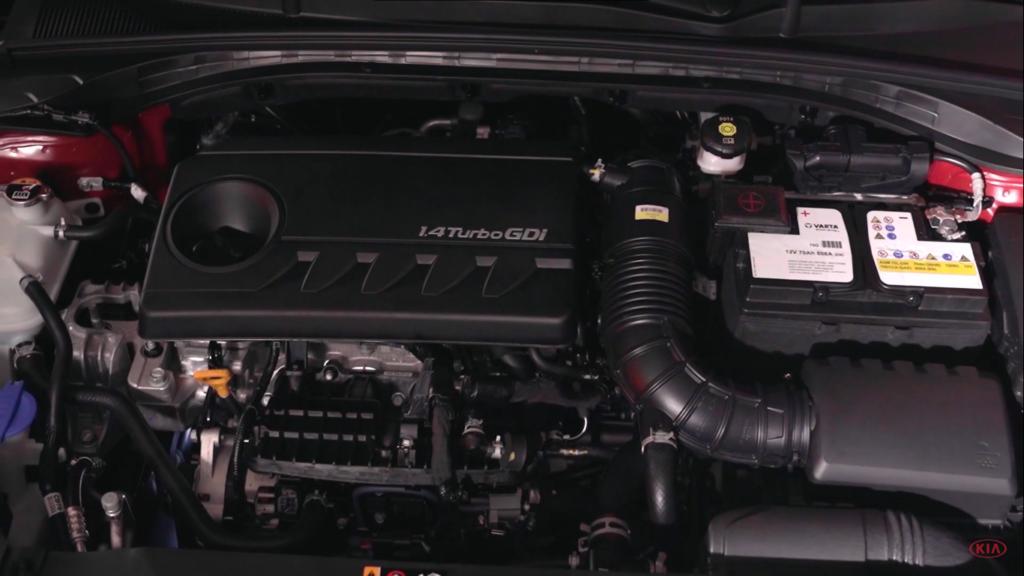 х-сид 2019 двигатель 1.4 Т-GDi
