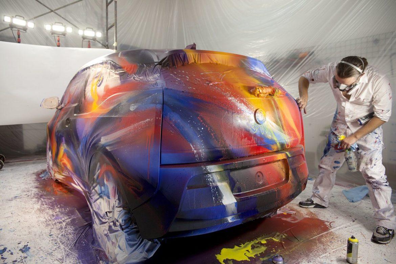 Особенности подбора краски для Киа Церато