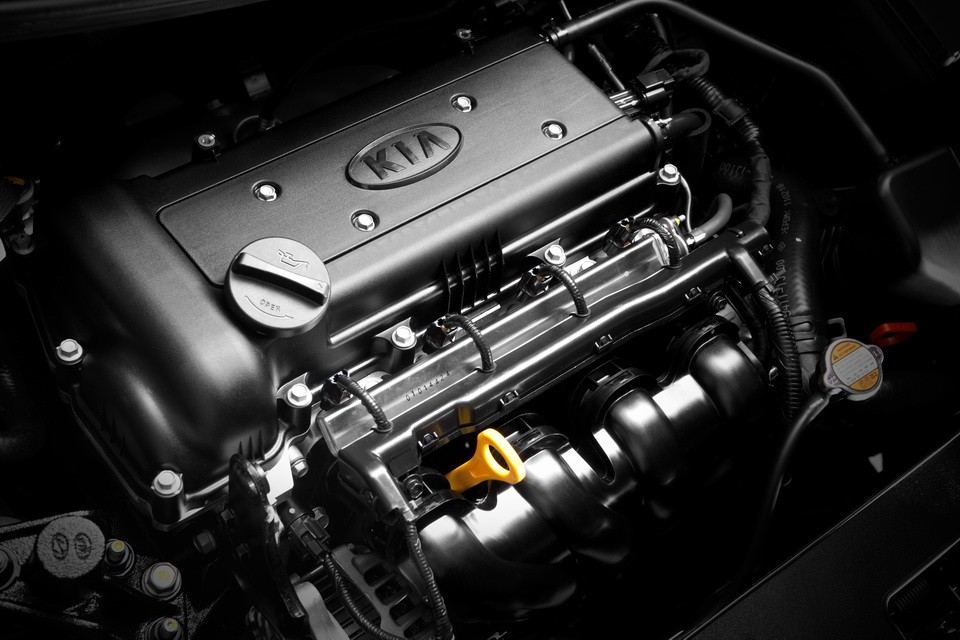 киа рио х 2021 двигатель 1.6